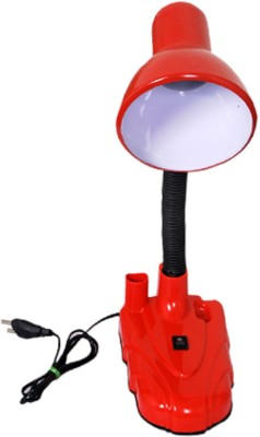 Costoms 325 adjustable study lamp Study Lamp(30 cm, Red)