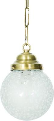 Fos Lighting Chandni Embossed Pendant Night Lamp