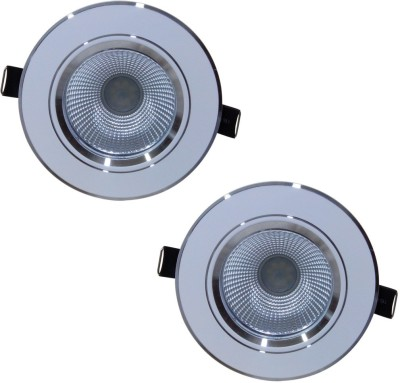 Bene Downlight 3w, Color Of Led: Blue Night Lamp