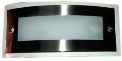 WhiteRay Steel Shade Mirror Night Lamp