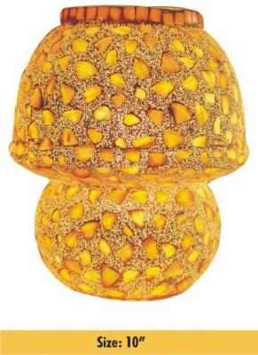 Shivam Light Golden Table Lamp