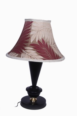 Flashh Wooden 19 Table Lamp