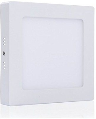 Glitz Led Surface Panel Square Style Cool White 6500k, With Driver (6.00 Watts) Night Lamp