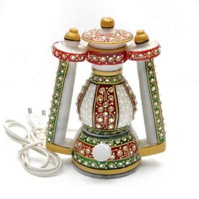 Gaura Art & Crafts Designer Lamp Table Lamp