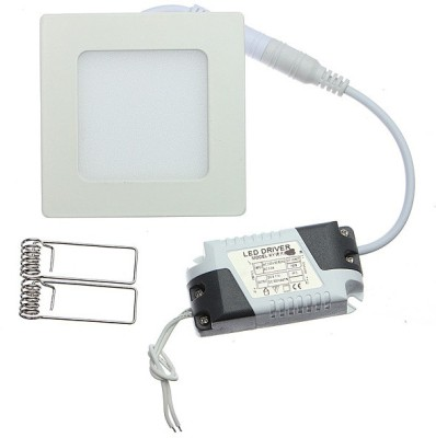 Acorr 6w Square WarmWhite Night Lamp