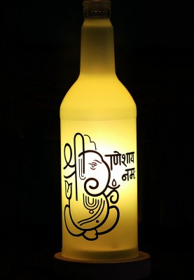 Kavi The Poetry Art Project Ganesha Mantra Table Lamp