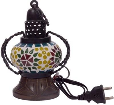 Bajya Jaipuri Meenakaari Night Lamp