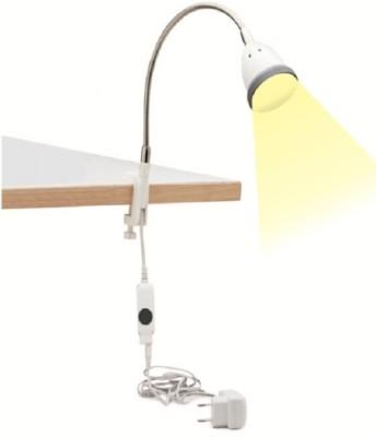 Renata LED Clamp Light - Illumina - NW - GR Table Lamp