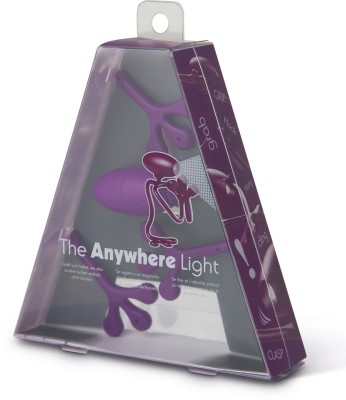 That Company Called if Anywhere Reading Light - Positively Purple Study Lamp