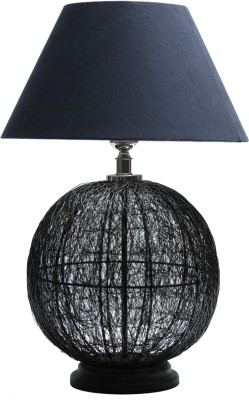 BRANCLEY Round Wire Lamp Table Lamp