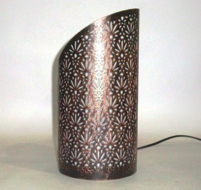 V Design N Decor Lamp Leaf copper shade Table Lamp