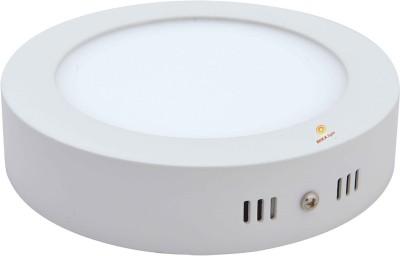 Ekka 18W LED Surface Mount Panel Light (Round) Night Lamp