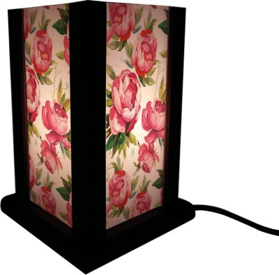Huppme Gifts Floral Table Lamp