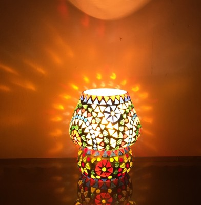 MK lighting and electrical Glass Table Lamp Mosaik 09 Table Lamp