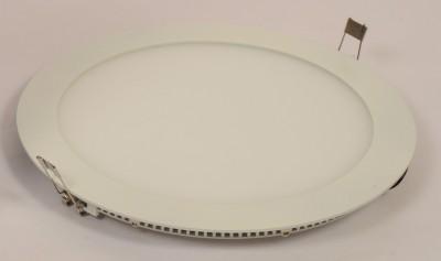 Renota Led Lightings Panel Light 12w Round Shape With White Frame Night Lamp