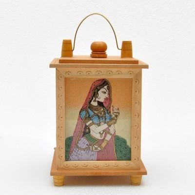 Gaura Art & Crafts Designer Lamp Table Lamp