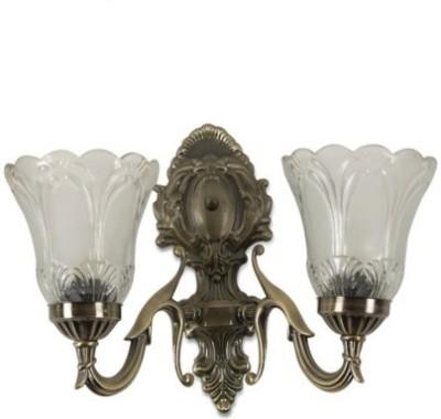 WhiteRay Imported Metallic Design Modern Night Lamp