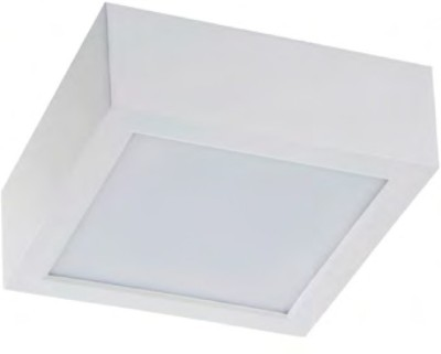 Interiu 6W Recessed LED Panel Light in Warm White Night Lamp