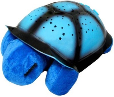 Tuzech 3 Buttoned Turtle Night Proejctor Table Lamp