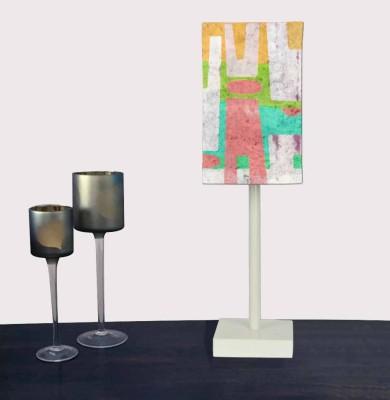 Nutcase Art Deco Table Lamp