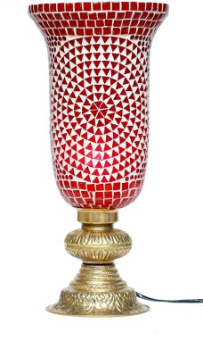 Eternity Handcrafted unique Mosaic Glass Table Lamp