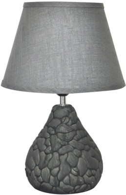 Scrafts Elegant Stone Round Table Lamp