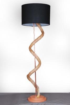 Malji's Driftwood Art Snake Table Lamp