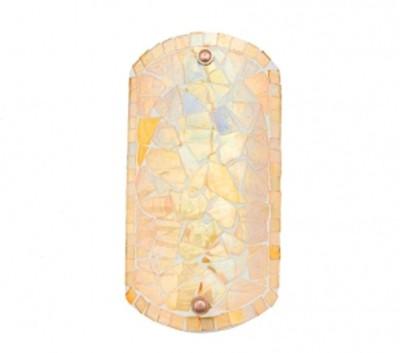 Fos Lighting Golden Tukri Single Night Lamp