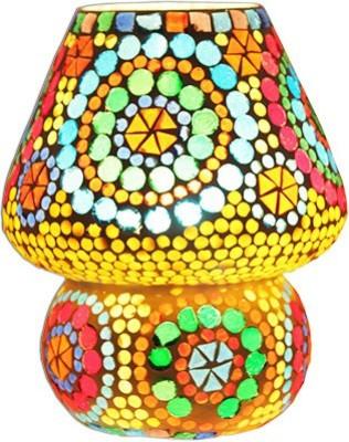 Brahmz Glass Mossiac G93 Table Lamp