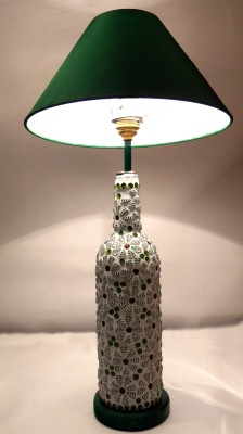Kavi The Poetry Art Project Kaleidoscope Table Lamp