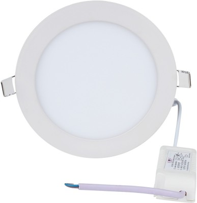DECOREX 12W LED Panel Light (Light Colour : Neutral White) Night Lamp