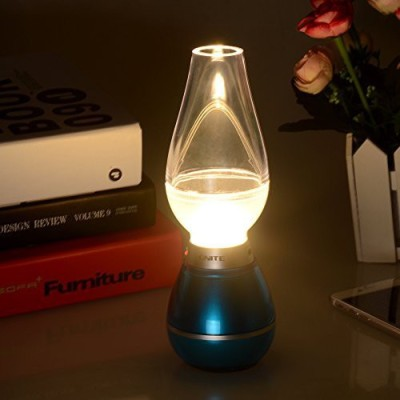 Big Impex Rechargeable Table Lamp