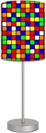 Nutcase Design - Multi Colors Table Lamp(54 cm, Multicolor)