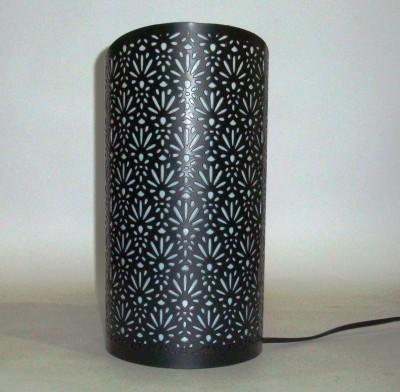 V Design N Decor Lamp Leaf Black Table Lamp