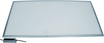 Renota Led Lightings Panel Light 54w Rectangular Shape With Silver Frame Night Lamp