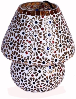 eCraftIndia Handcrafted Gliterring Table Lamp