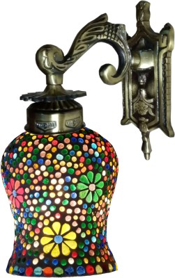 Weldecor Antiqua Brasso Nightangle Lamp Night Lamp