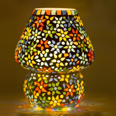 Derien mosaic49 Table Lamp