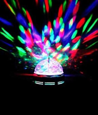 MTC Rotating Party Disco Bulb Led Night Lamp