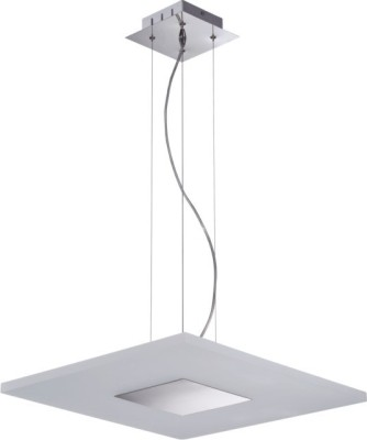 Vinay Electricals 28W Solid Square Pendent LED Light Night Lamp