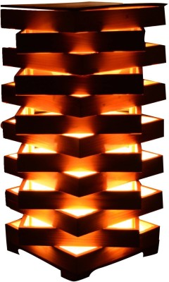 Iravan Triangle Of Shades Table Lamp