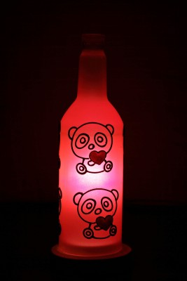 Kavi The Poetry Art Project Steady-Teddy Table Lamp