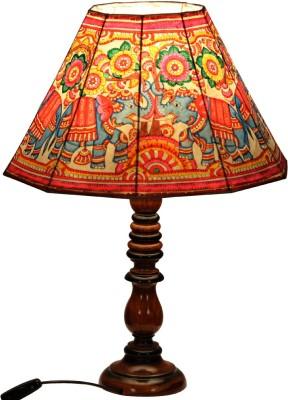 Nayahub Two Elephant Table Lamp