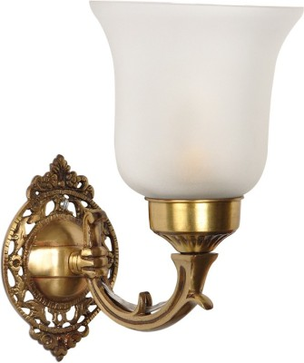 Fos Lighting Small Traditional Brass Single Night Lamp