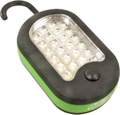 SJ 27 Magnetic LED Hanging Hook Flashlight Torch Table Lamp