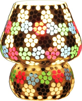 Brahmz Glass Mossiac G92 Table Lamp