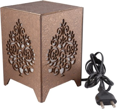 Ashyam Handmade Floral Designer Table Lamp