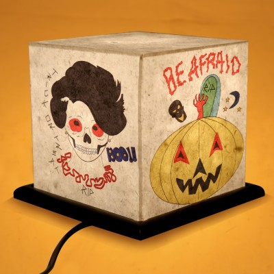 Art Potli Halloween Table Lamp