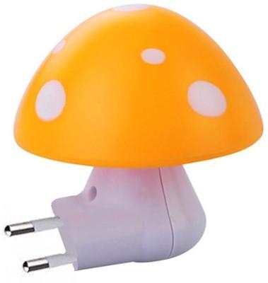 Best Deal Mushroom Shaped Sensor Energy Saving Wall Night Lamp