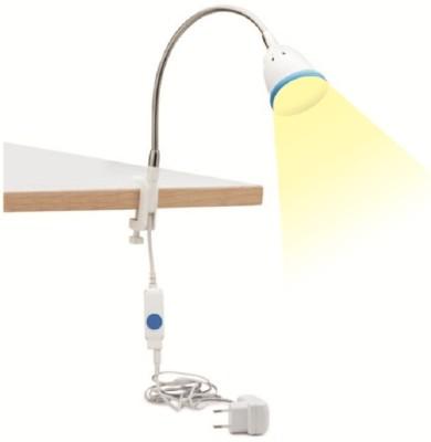 Renata LED Clamp Light - Illumina - NW- BL Table Lamp